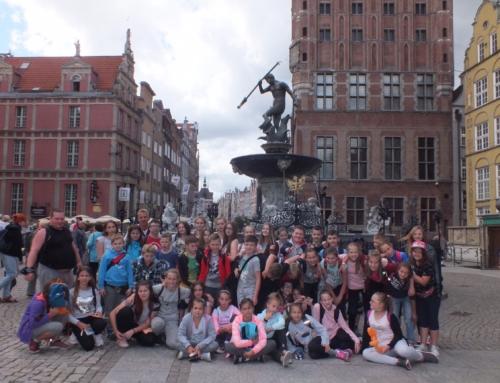 Trwają kolonie Caritas w Gdyni