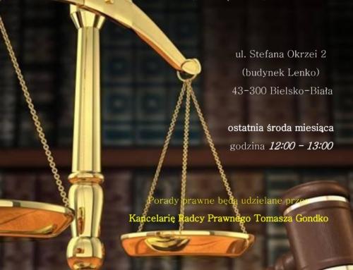 Pomoc prawna w Caritas