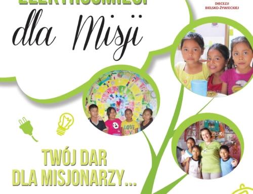 Zielona pomoc dla naszych misjonarzy