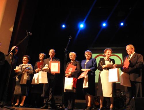 Jubileuszowe nagrody Caritas