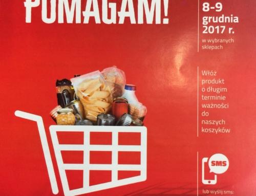 Zebranie koordynatorów zbiórki żywności TAK POMAGAM