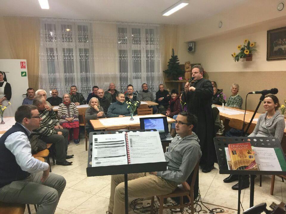 Spotkania ewangelizacyjne u Sióstr Serafitek