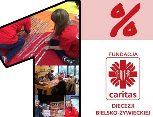 1% na Fundację Caritas