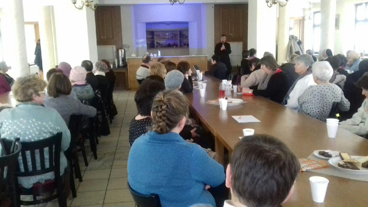 Dzień Skupienia Parafialnych Zespołów Charytatywnych