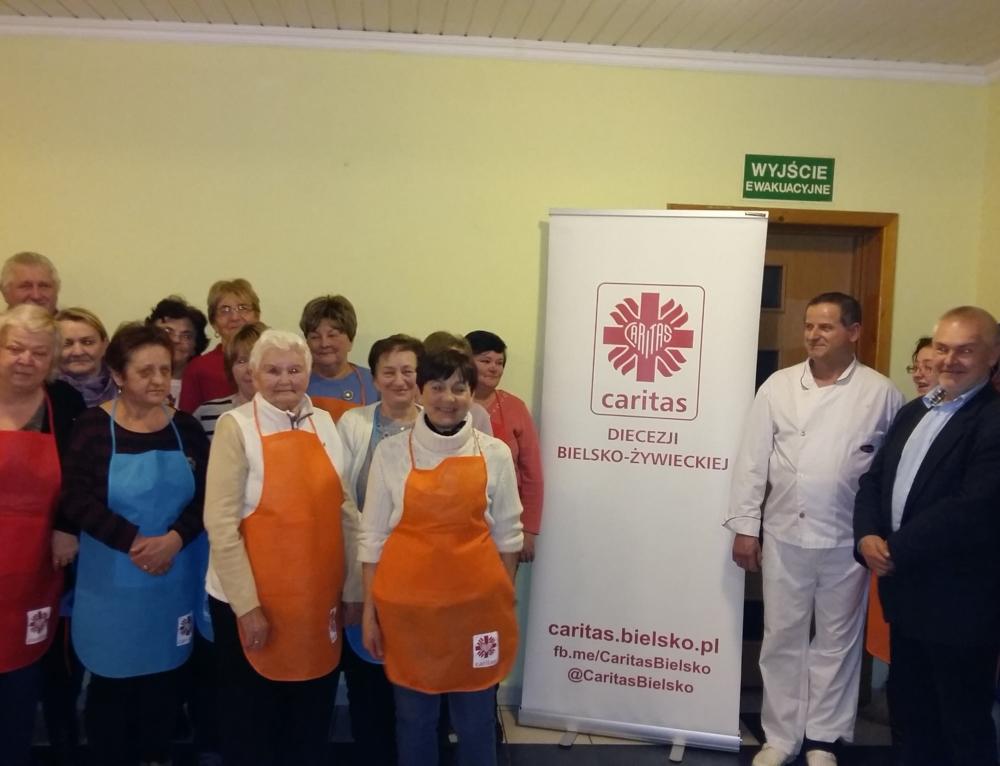 Warsztaty kulinarne i dietetyczne Caritas w Ustroniu