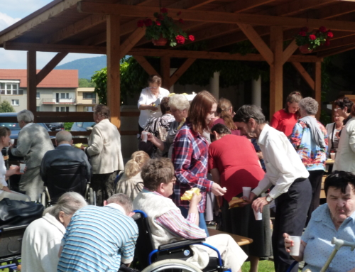 Diecezjalna Pielgrzymka Osób Chorych, Starszych i Niepełnosprawnych (zaproszenie)