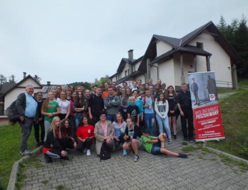 Wolontariat Caritas podsumował rok szkolny