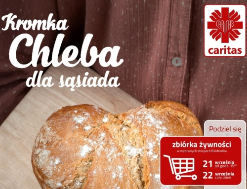 Kromka Chleba dla Sąsiada Seniora