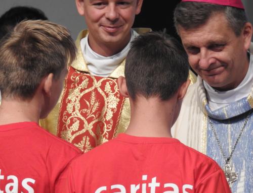 Nowy rok formacyjny z Wolontariuszami Caritas