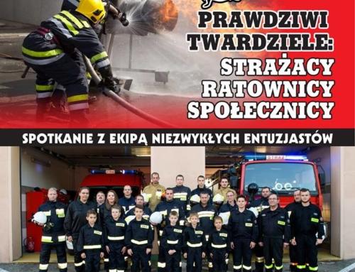 Strażacy w Akademii