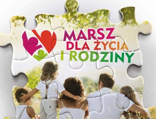 Marsz i Festyn dla Życia i Rodziny (zaroszenie)
