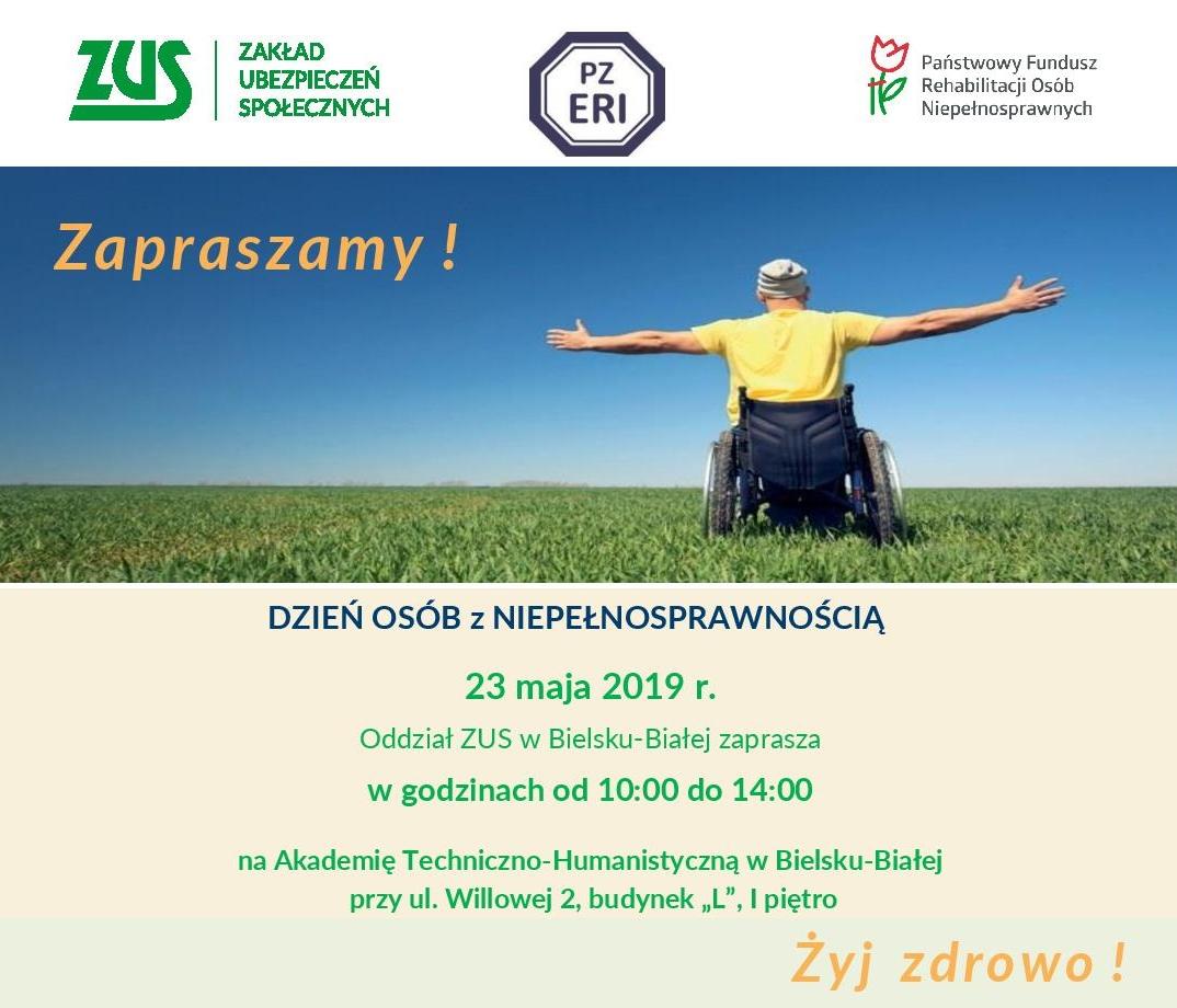 Dzień Osób z niepełnosprawnością w ZUS