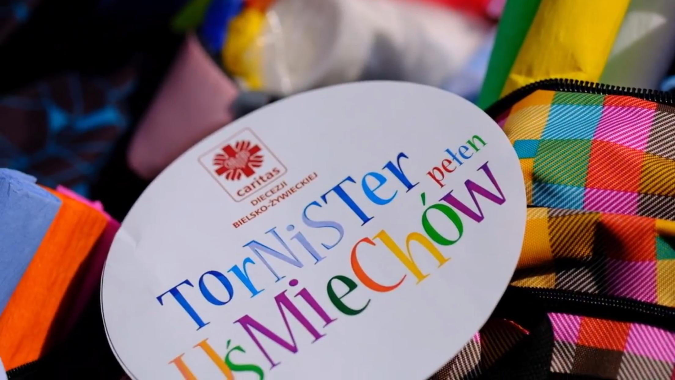 Tornister Pełen Uśmiechów – finał akcji w Cieszynie