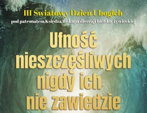 III Światowy Dzień Ubogich w naszej Diecezji