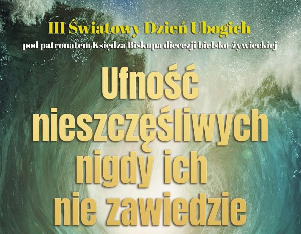 III Światowy Dzień Ubogich w Diecezji (zapowiedź)