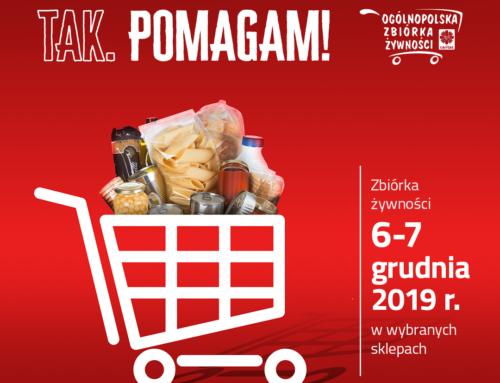 Pomóż z Caritas ludziom na święta! Zbiórka żywności TAK POMAGAM!