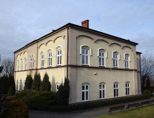 Remont domu rekolekcyjnego im. św. Jana Pawła II w Lipniku