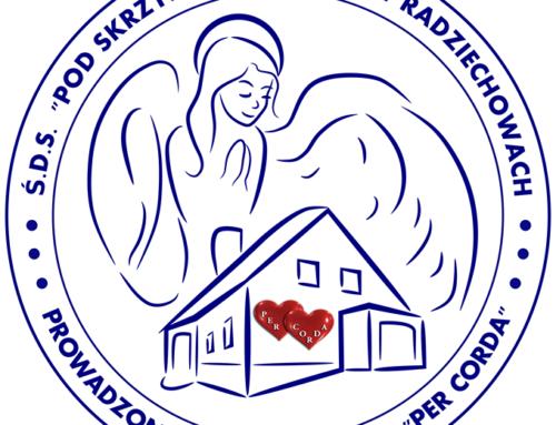 """Podziękowania od Fundacji """"Per Corda"""" dla Caritas Diecezji Bielsko-Żywieckiej."""