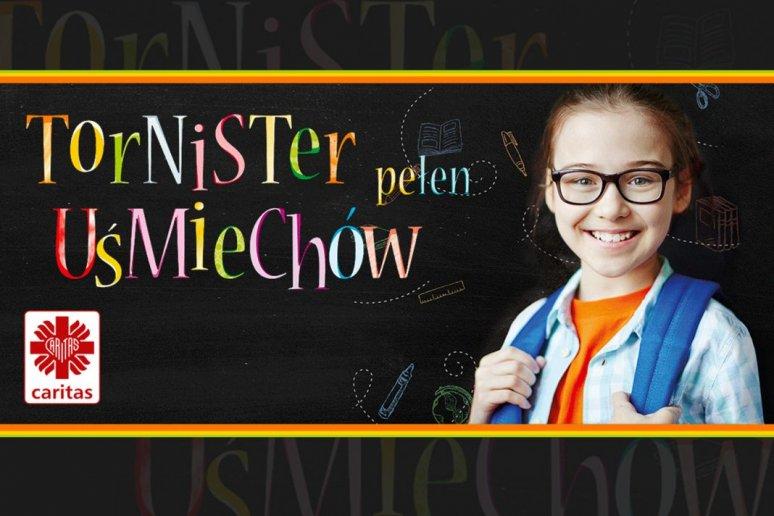 Tornister Pełen Uśmiechów – przyłącz się do akcji!