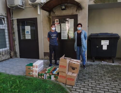 Caritas Diecezji Bielsko-Żywieckiej we współpracy z Diakonią Bulowicką Miasta Na Górze pomaga bezdomnym.