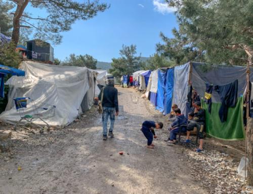 Caritas Polska rusza z pomocą dla uchodźców z obozu Moria.