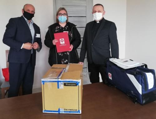 Respirator dla Szpitala Pediatrycznego