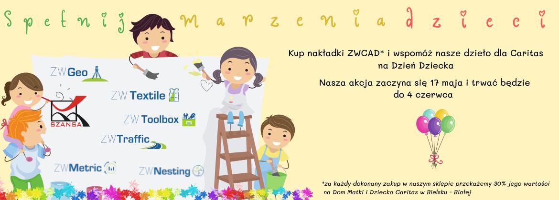Usługi Informatyczne SZANSA z Bielska-Białej chcą weprzeć Dom Matki i Dziecka Caritas