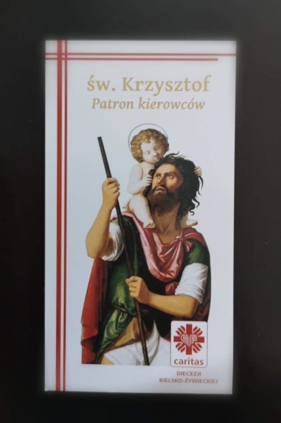 Dzień św. Krzysztofa – patrona kierowców