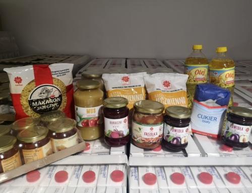 Ostatnie dostawy żywności w ramach programu POPŻ