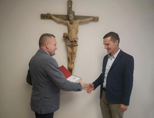Nominacja w Caritas Diecezji Bielsko-Żywieckiej